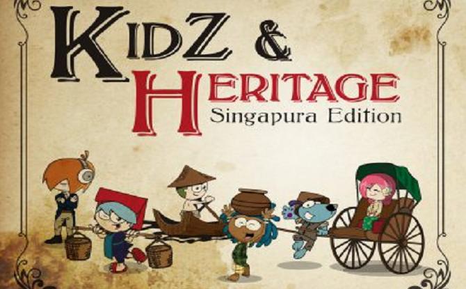 Kidz Heritage 3