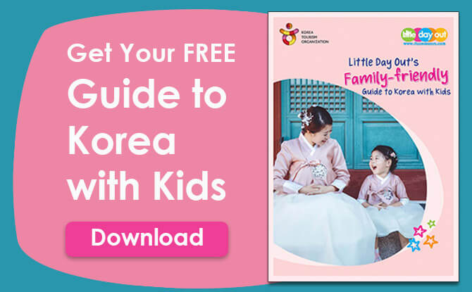 South Korea with Kids