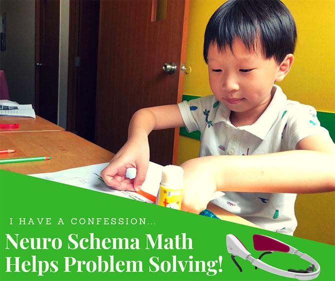 Kovan Learning Centre - Neuro Schema Maths Programme