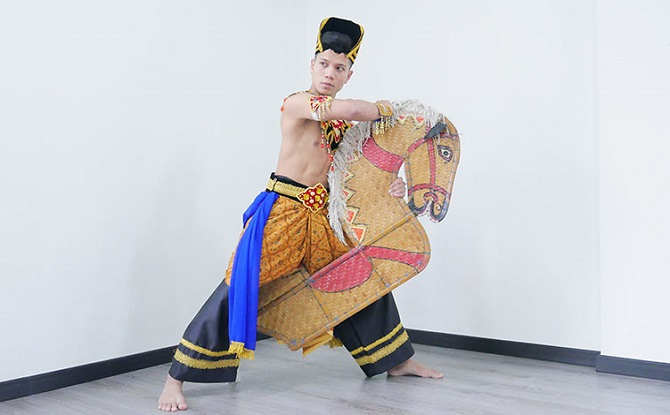 Pesta Raya Festival Opening: Kuda Kepang