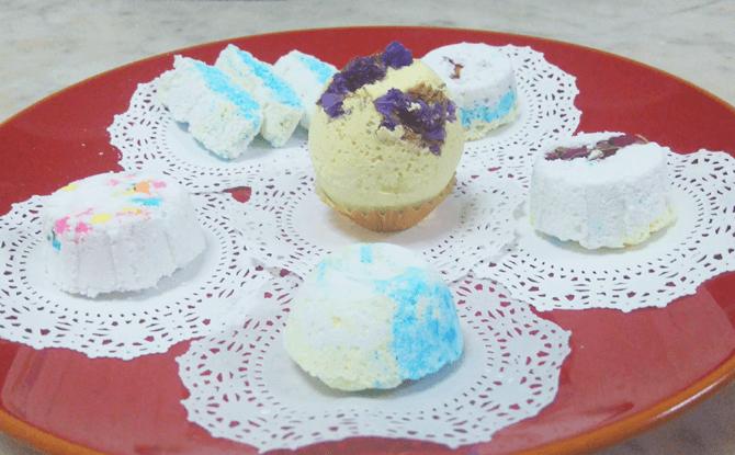 SAFRA Punggol bath fizzie workshop