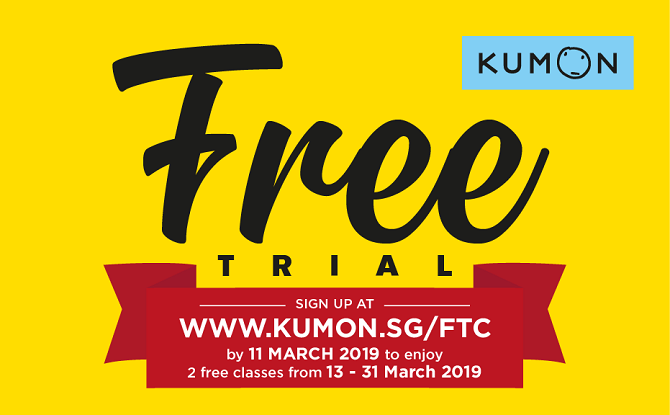 Kumon Free Trial