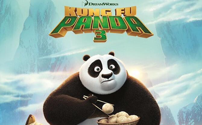 A Botanic Gardens Movie Series: Kung Fu Panda 3