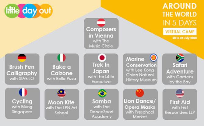 LDO Around the World Programme