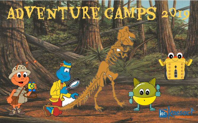 Kaesac Adventure Camps 2019