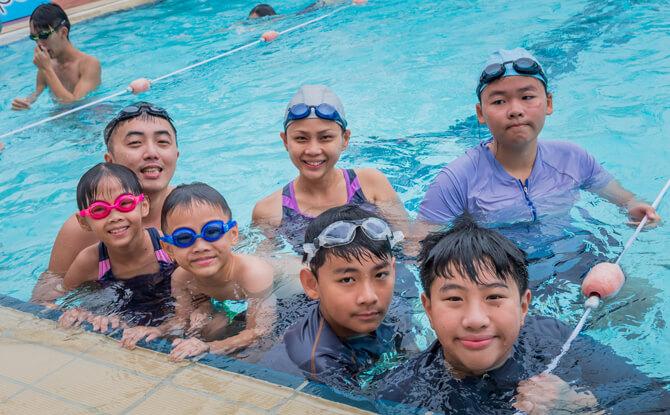 SAFRA's Swim for Hope 2018