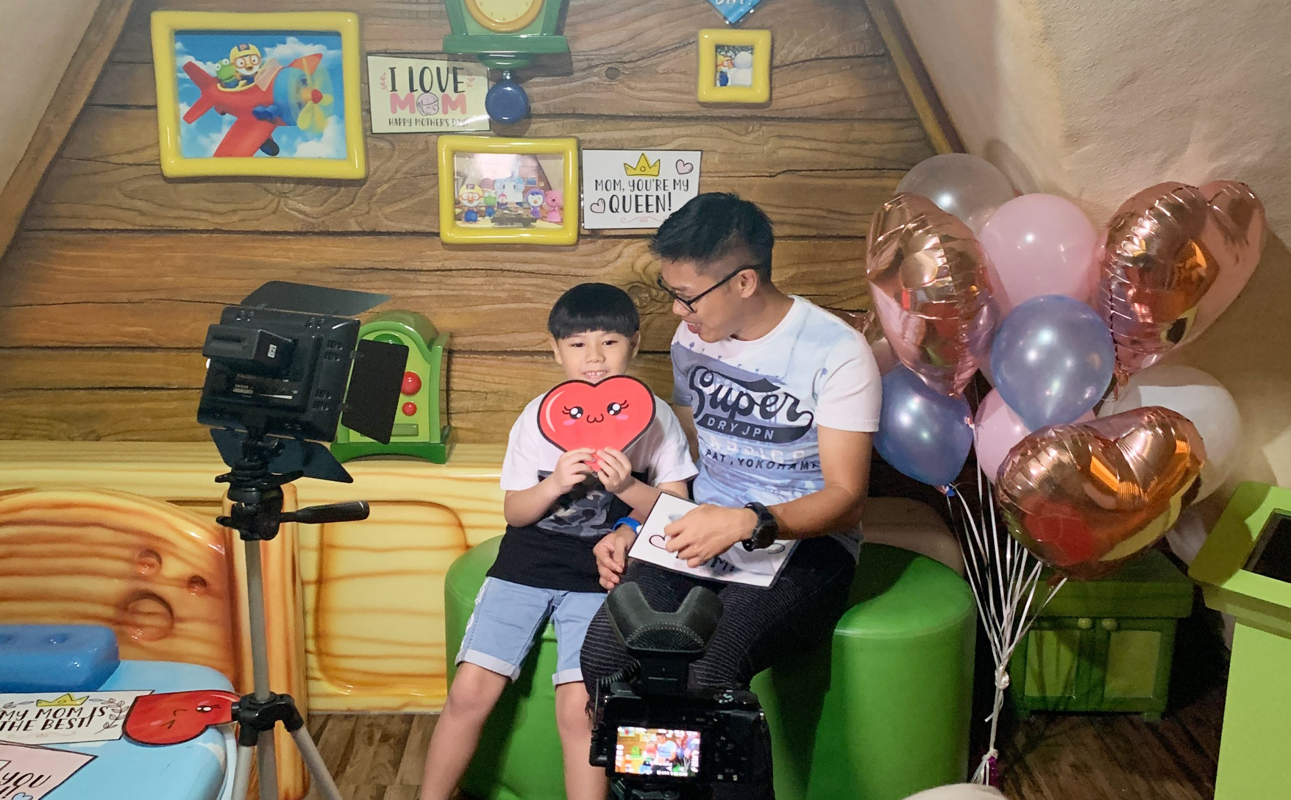 Pororo Park - Mother's Day Things to Do in Singapore 2021