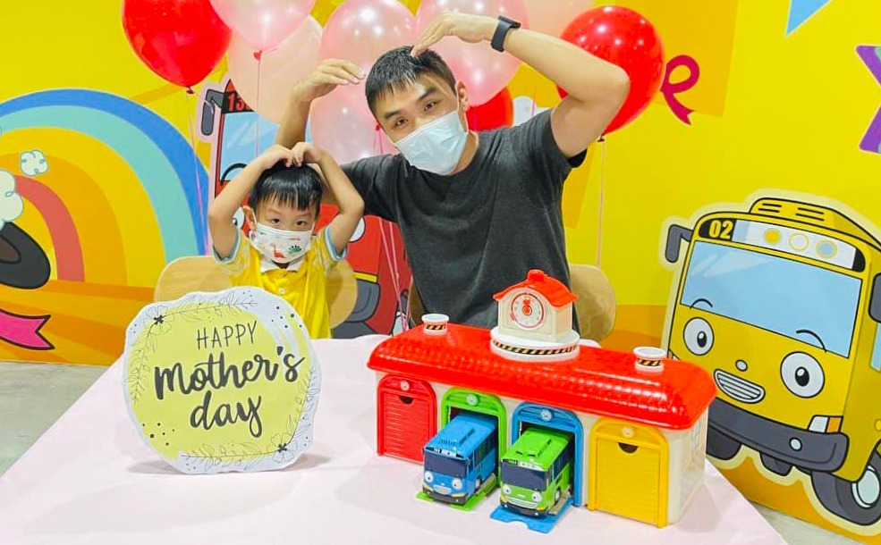 Be Part of Tayo Station's Mother's Day Celebrations