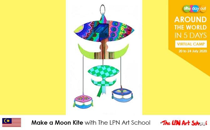 LPNArtSchool-MoonKite-KV