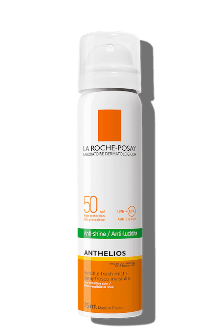 La Roche-Posay Anthelios Anti-Shine UV SPF 50 Sunscreen Face Mist