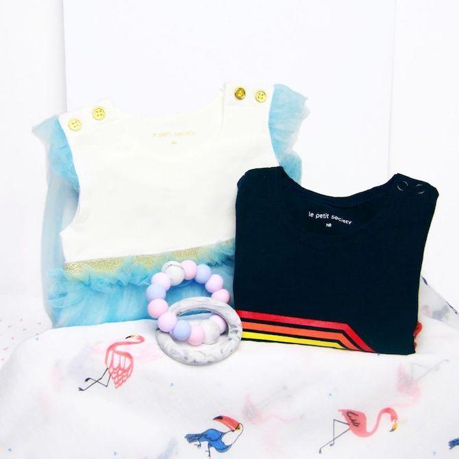Le Petit Society Baby Gift Set