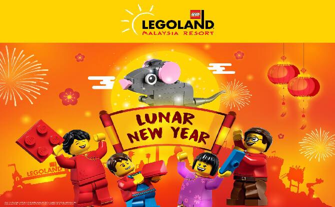 A Cultural Fun-tastic Lunar New Year at LEGOLAND® Malaysia Resort