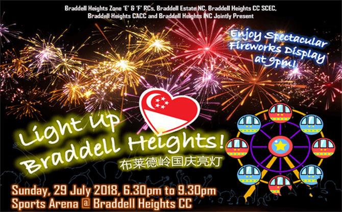 Light Up Braddell Heights