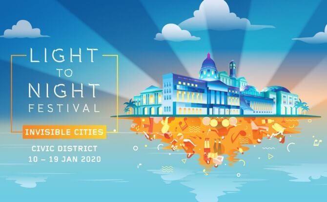 Light to Night Festival 2020: Invisible Cities