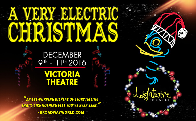 A Very Electric Christmas