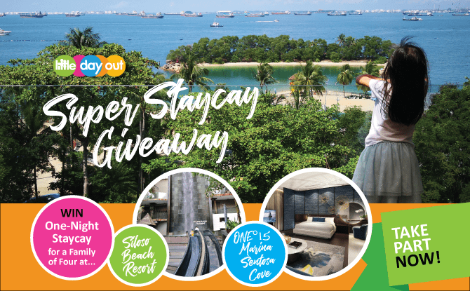 Little Day Out Super Staycay Giveaway