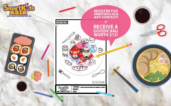 SmartKids Asia 2017: Art Contest