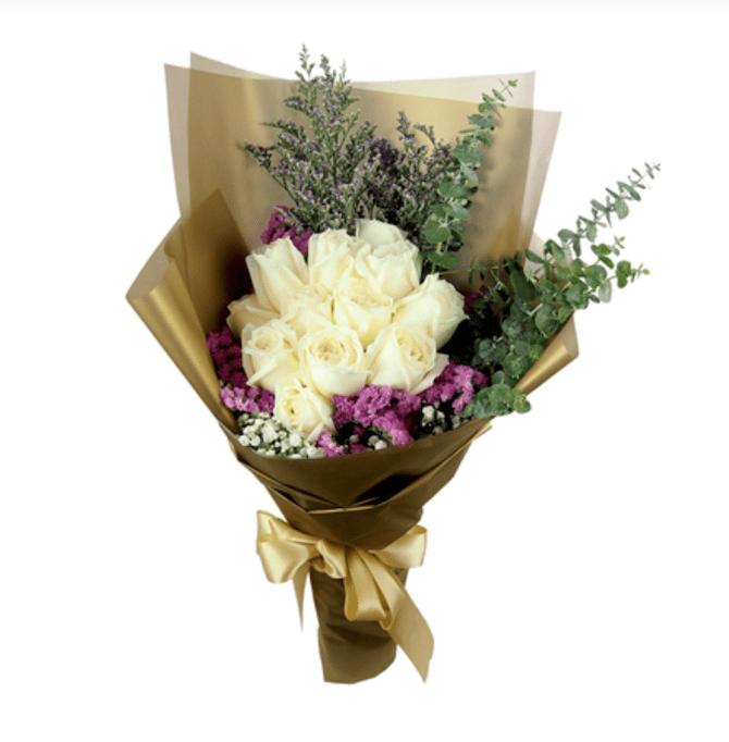 Little Flower Hut bouquet