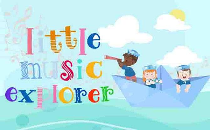 Little Music Explorer 1