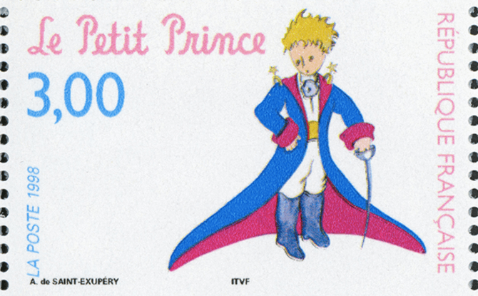Hanging Out with The Little Prince – Unusual Stamps! - 12 Dec