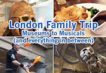 London Family Trip: From Museums To Musicals & Everything In Between