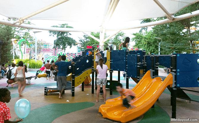 Lot One Playground