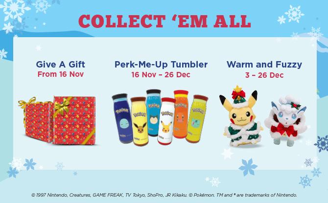 M Malls Pokemon collectibles