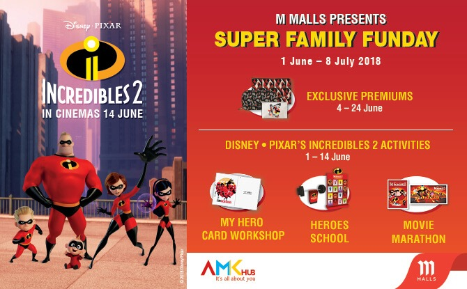 Super Family Funday at AMK Hub
