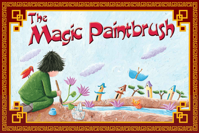 The Magic Paintbrush Ticket Giveaway