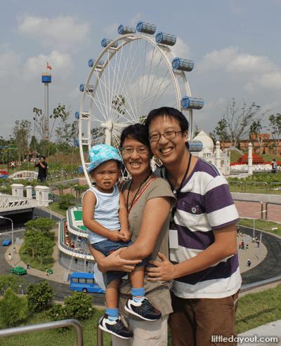 Miniland Family Pix