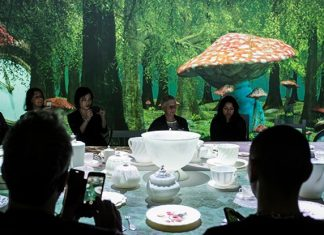 Go Through The Looking Glass At ArtScience Museum's Wonderland Exhibition From 13 April 2019