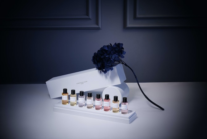 Maison Christian Dior Fragrance Discovery Set