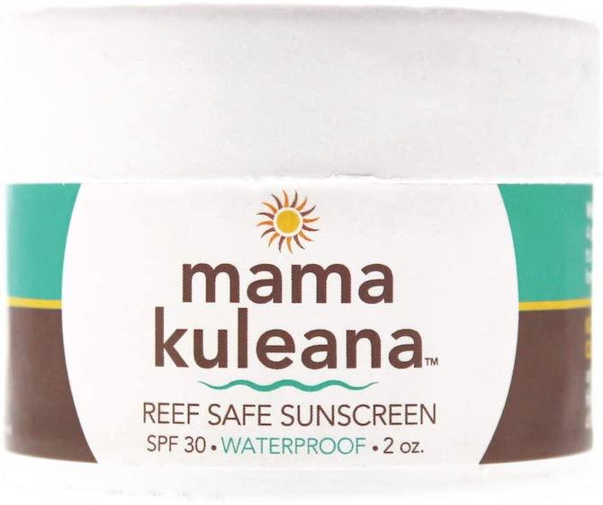 Mama Kuleana Reef Safe Sunscreen