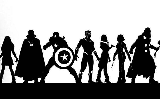 Marvel Studios 10 Yrs of Heroes 1