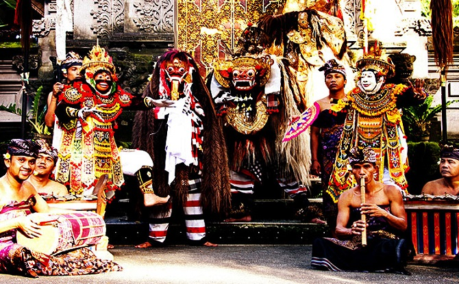 Tari Topeng: Mask Dance of Bali