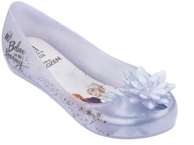 Mel Ultragirl Frozen white snowflake main