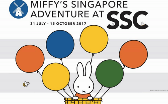 Miffy Workshop and Meet & Greet