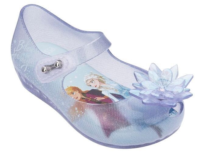 Mini Melissa Frozen plain snowflake main