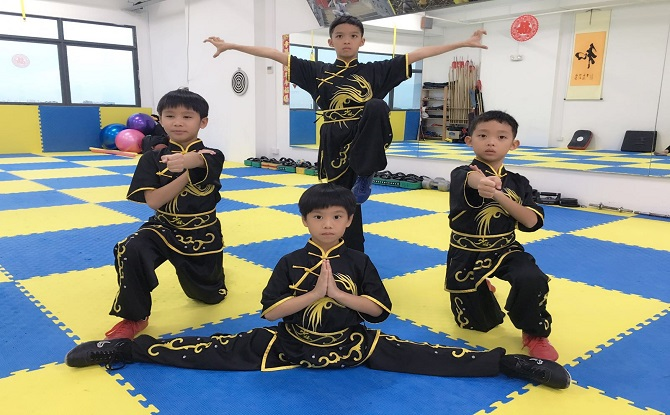 Moonfest Workshop Shaolin kungfu