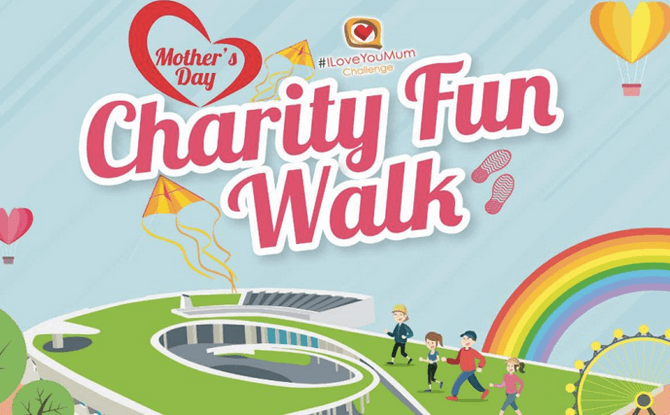 Mother's Day Charity Fun Walk