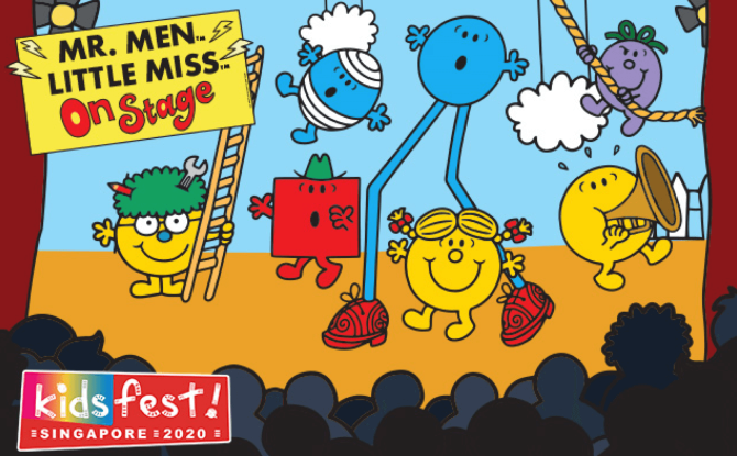 KidsFest 2020: Mr Men and Little Miss