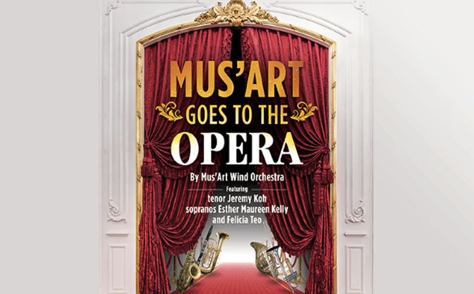 Mus'Art Goes to the Opera