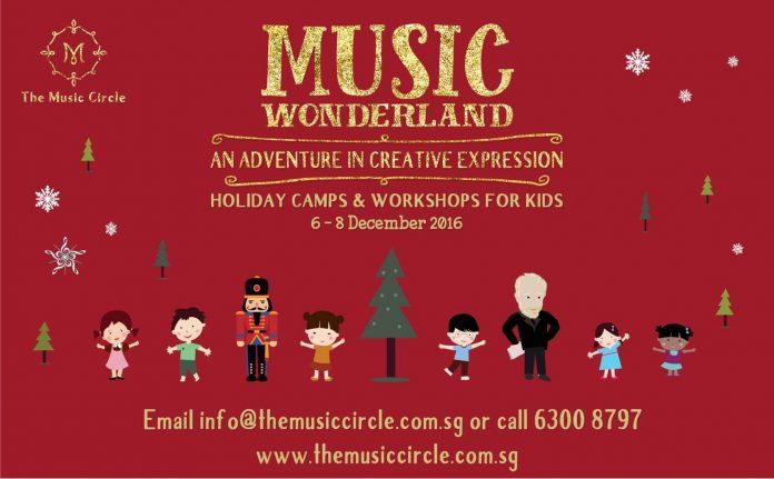 Music Wonderland: An Adventure in Creative Expression