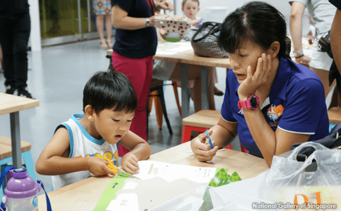 Drop-In Activity: To Infinity and Beyond – 24 to 26 June 2017
