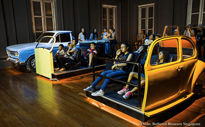Family Workshop – Make Your Own Mini Drive-in Cinema!