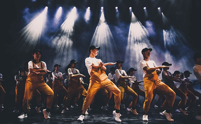 NUS Dance Blast! x NUS Chinese Dance