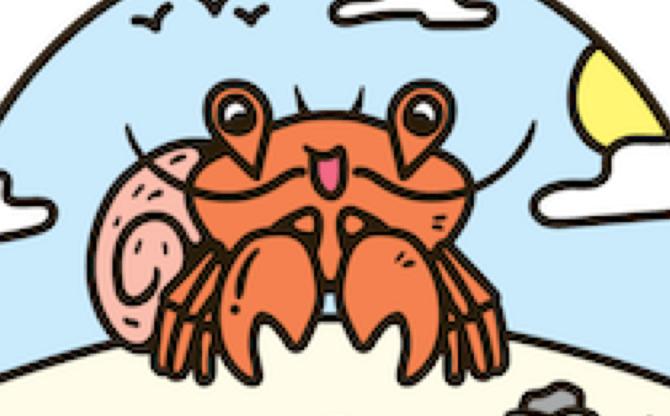 Naked Hermit Crabs Walk - 19 Dec 2020