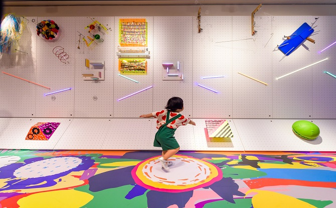 Gallery Children's Biennale 2019 Holiday Programmes - Family-friendly holiday activities 2019 for kids in Singapore