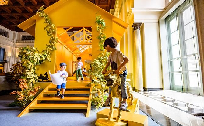 Gallery Children's Biennale 2019: Embracing Wonder – Imaginative Worlds Made Visible Through Art