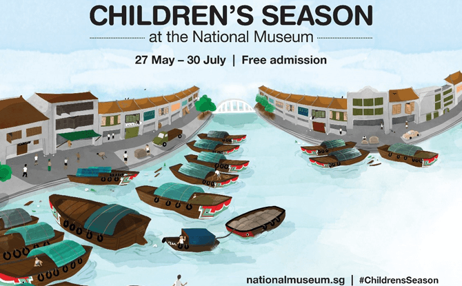 Children's Season at the National Museum